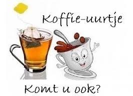 koffie uurtje